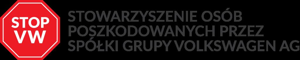STOPVW - Pozew zbiorowy przeciwko Grupie VW
